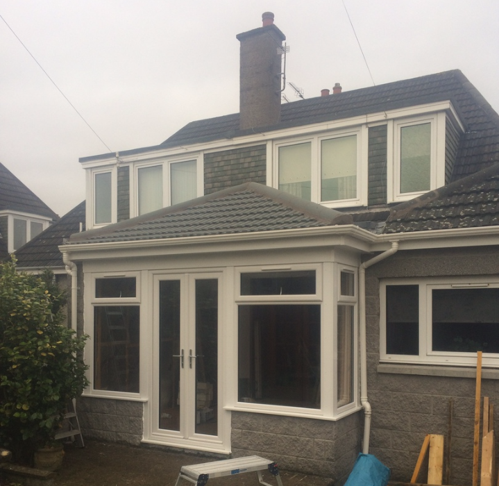 Replace Your Existing Conservatory Roof With A Garden Room: S A Singer Joinery, Joiner Aberdeen.