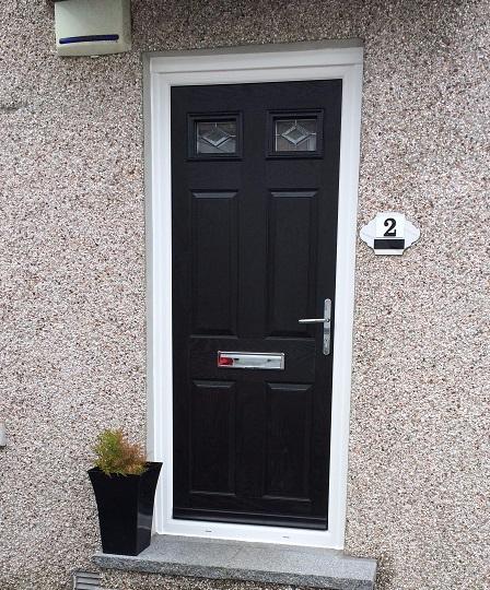 S A Singer Joinery, Joiner Aberdeen. - Exterior Doors